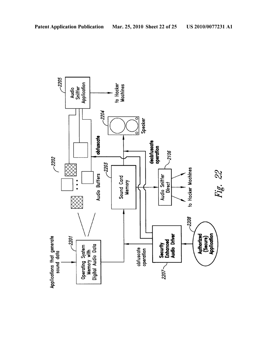 METHOD AND SYSTEM FOR MAINTAINING SECURE DATA INPUT AND OUTPUT - diagram, schematic, and image 23