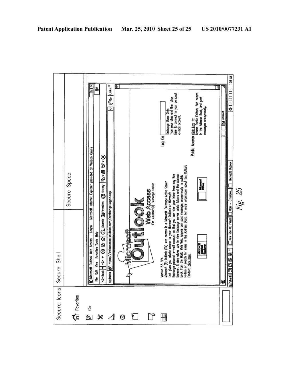 METHOD AND SYSTEM FOR MAINTAINING SECURE DATA INPUT AND OUTPUT - diagram, schematic, and image 26