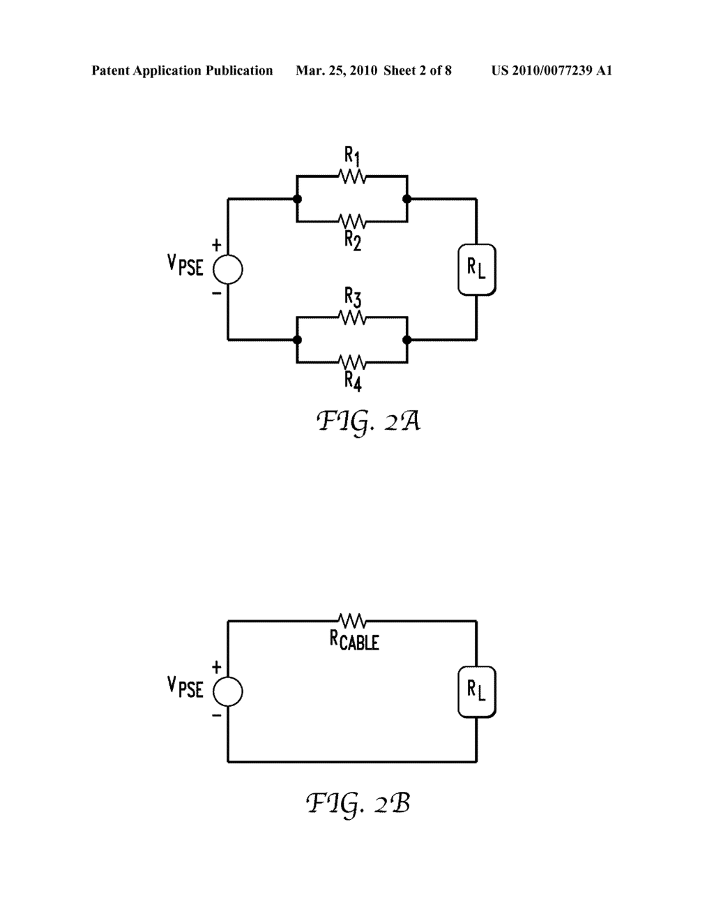 System and Method for Controlling Power Delivered to a Powered Device Based on Cable Characteristics - diagram, schematic, and image 03