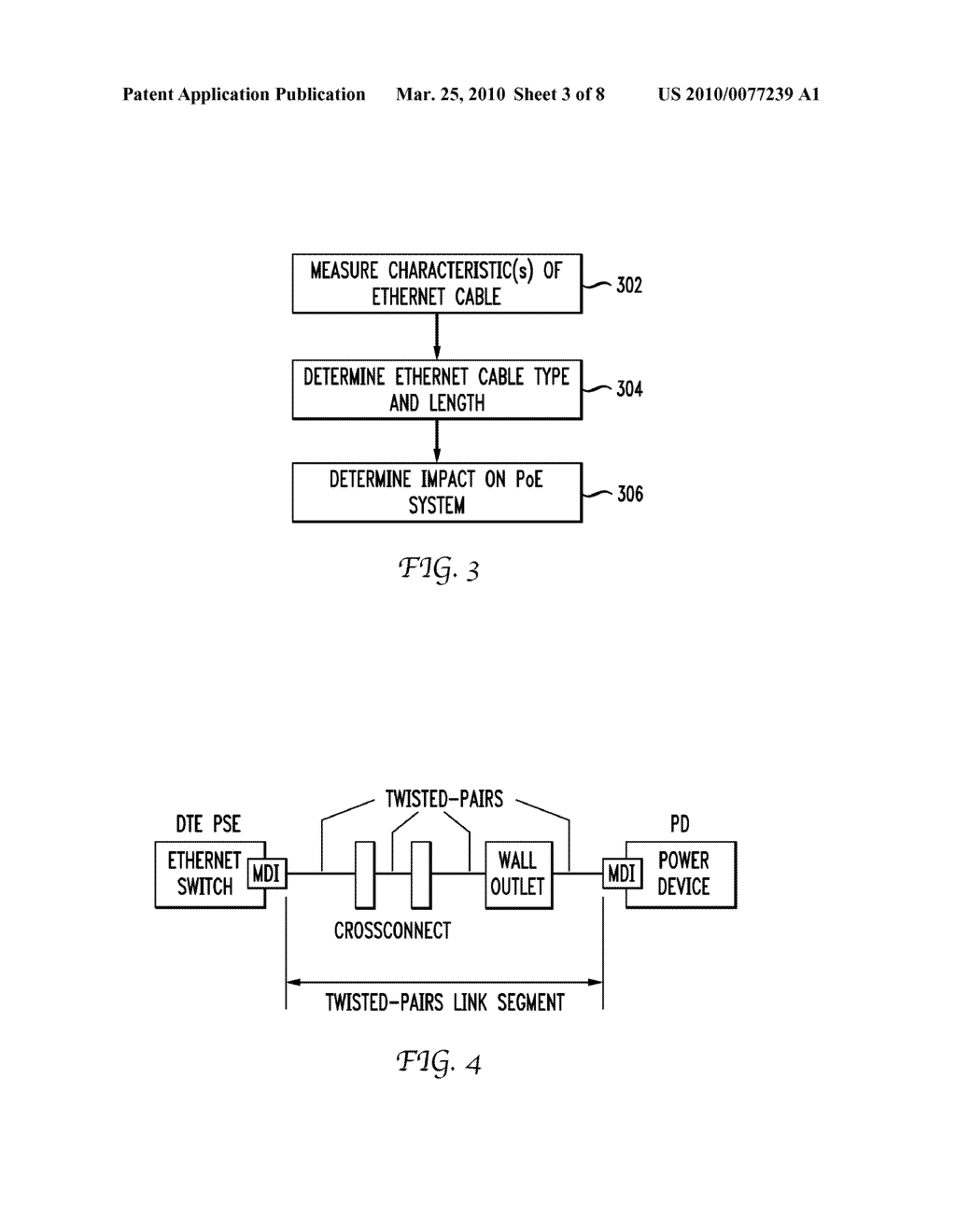 System and Method for Controlling Power Delivered to a Powered Device Based on Cable Characteristics - diagram, schematic, and image 04