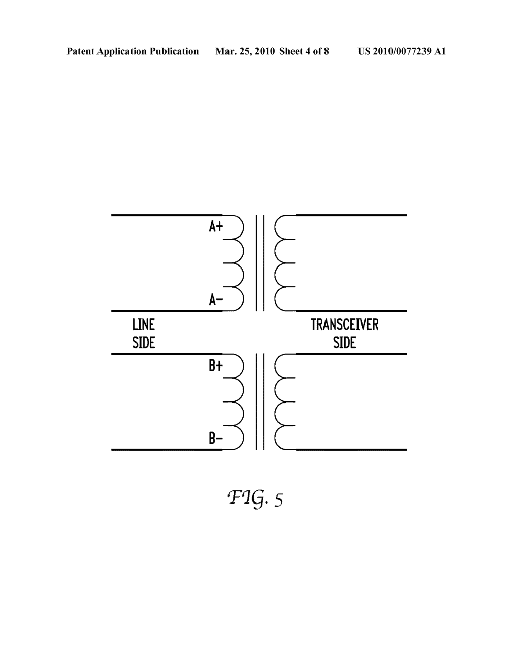 System and Method for Controlling Power Delivered to a Powered Device Based on Cable Characteristics - diagram, schematic, and image 05