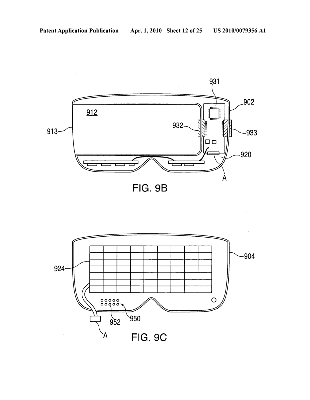 HEAD-MOUNTED DISPLAY APPARATUS FOR RETAINING A PORTABLE ELECTRONIC DEVICE WITH DISPLAY - diagram, schematic, and image 13