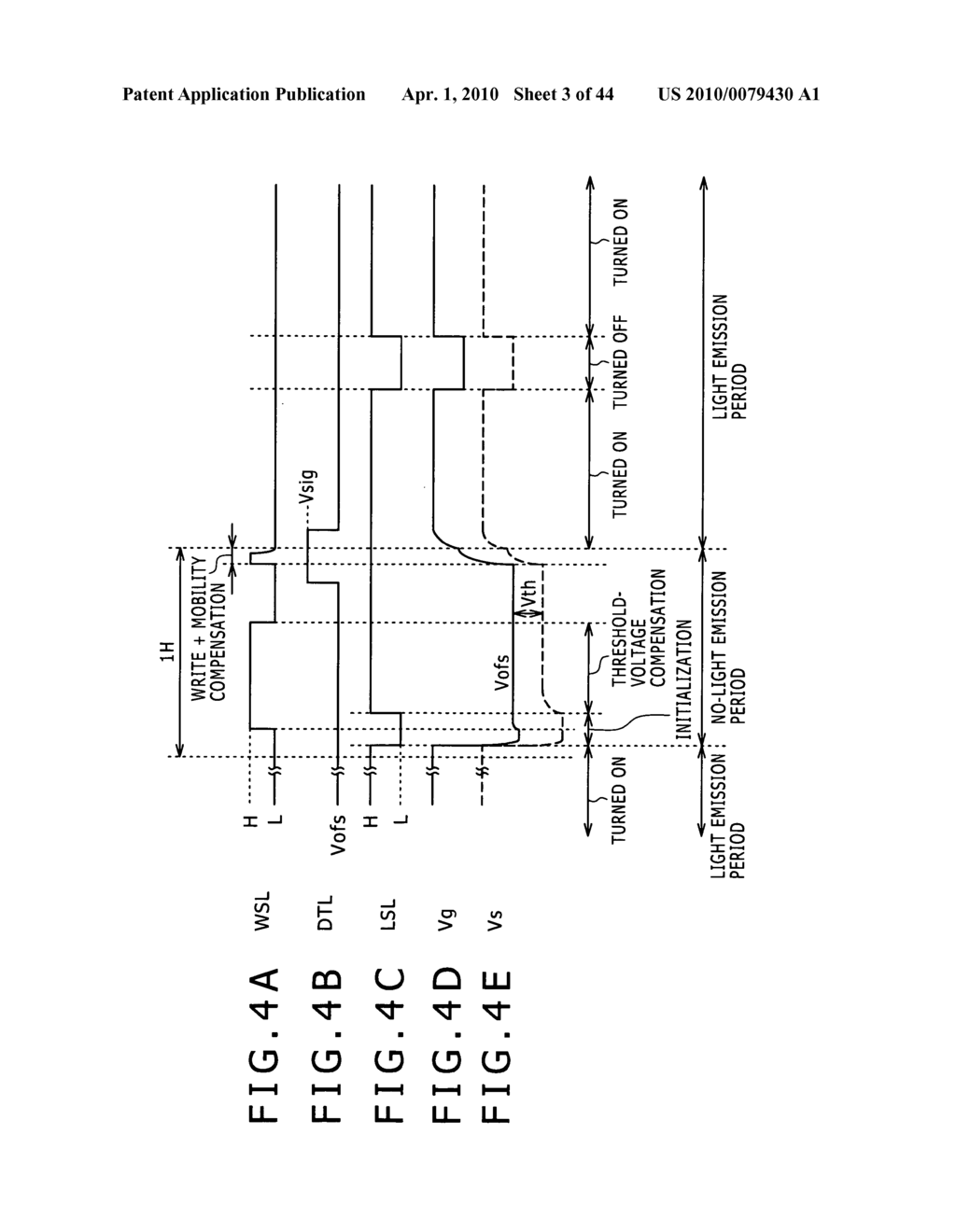 Display panel module and electronic apparatus - diagram, schematic, and image 04