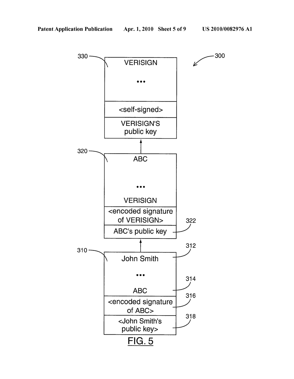 SYSTEM AND METHOD FOR RETRIEVING RELATED CERTIFICATES - diagram, schematic, and image 06