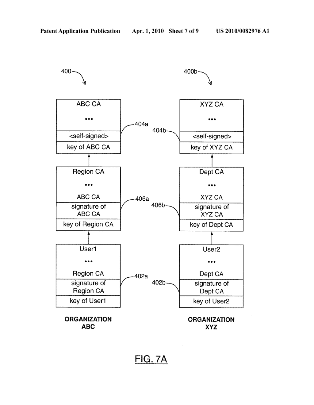 SYSTEM AND METHOD FOR RETRIEVING RELATED CERTIFICATES - diagram, schematic, and image 08