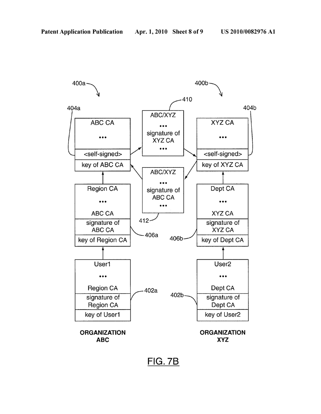 SYSTEM AND METHOD FOR RETRIEVING RELATED CERTIFICATES - diagram, schematic, and image 09