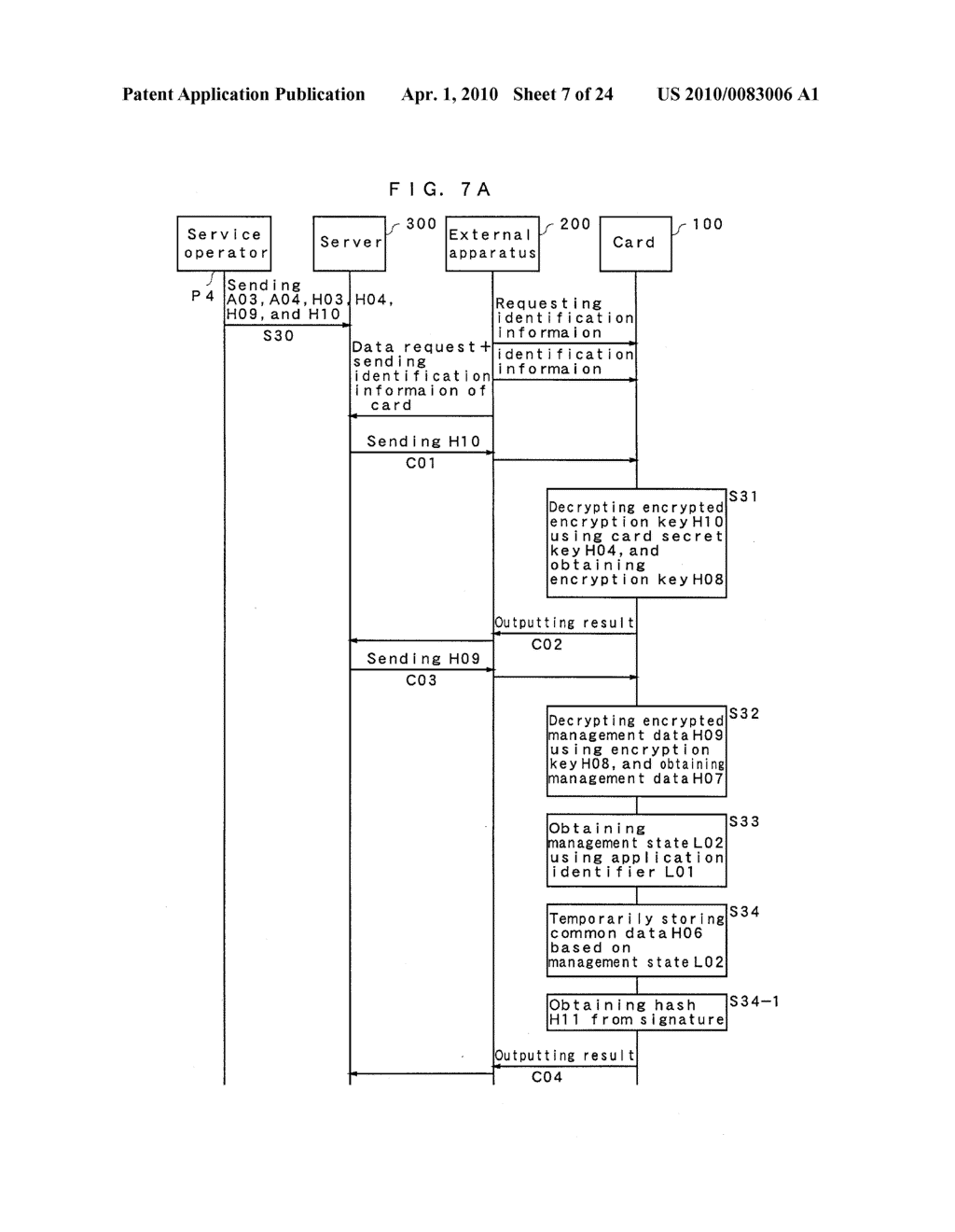MEMORY CONTROLLER, NONVOLATILE MEMORY DEVICE, NONVOLATILE MEMORY SYSTEM, AND ACCESS DEVICE - diagram, schematic, and image 08