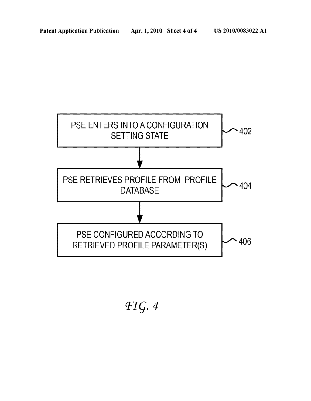 SYSTEM AND METHOD FOR POWER OVER ETHERNET CONFIGURATION FOR A POWER SOURCING EQUIPMENT USING A NETWORK PROFILE - diagram, schematic, and image 05