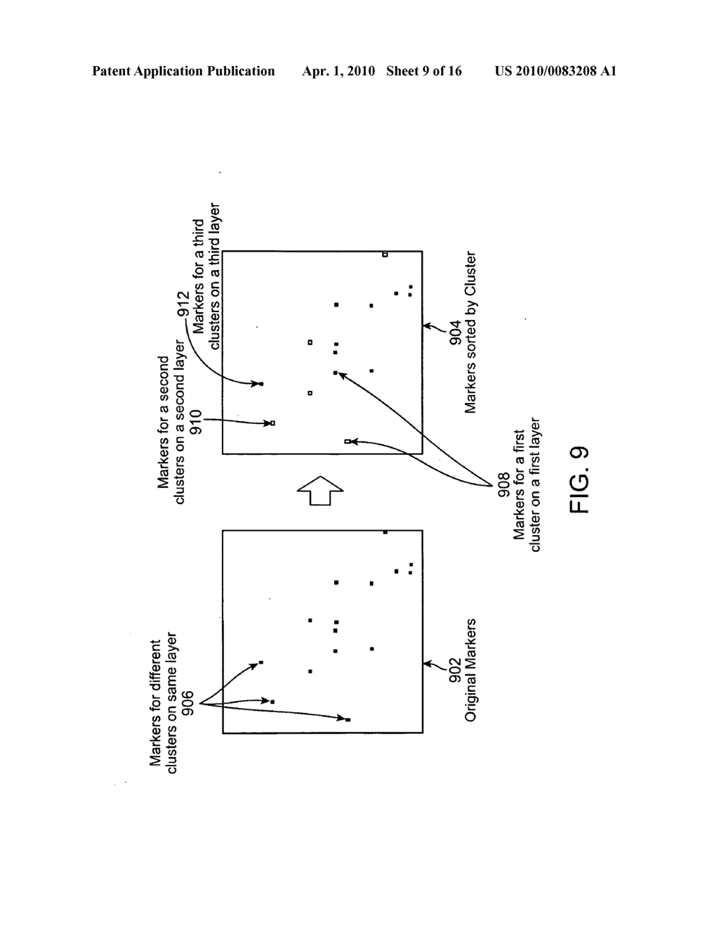 METHOD AND SYSTEM FOR PERFORMING PATTERN CLASSIFICATION OF PATTERNS IN INTEGRATED CIRCUIT DESIGNS - diagram, schematic, and image 10