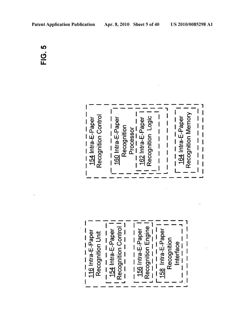 E-paper display control based on conformation sequence status - diagram, schematic, and image 06