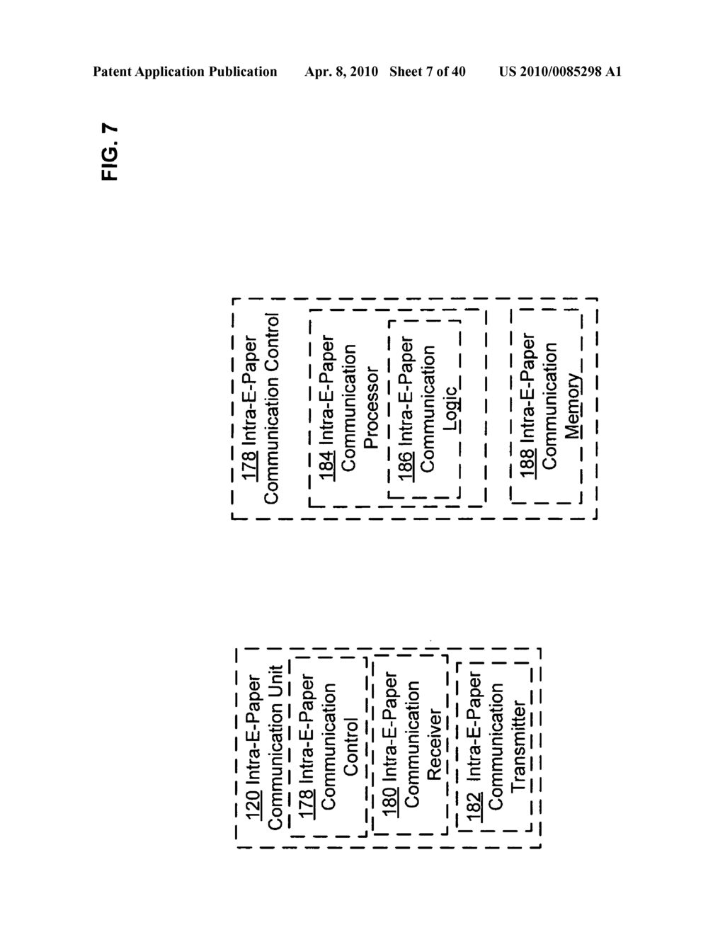 E-paper display control based on conformation sequence status - diagram, schematic, and image 08