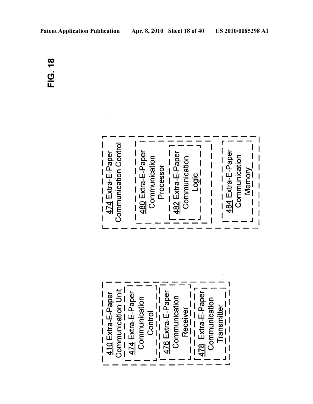E-paper display control based on conformation sequence status - diagram, schematic, and image 19