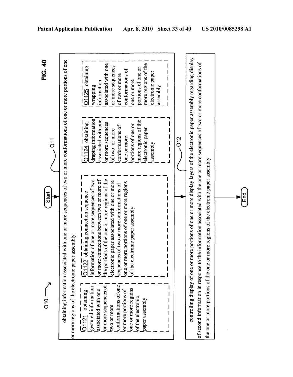 E-paper display control based on conformation sequence status - diagram, schematic, and image 34