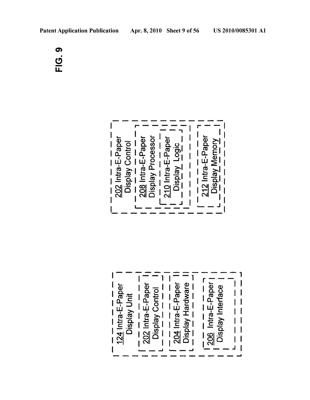 Bendable electronic interface external control system and method - diagram, schematic, and image 10
