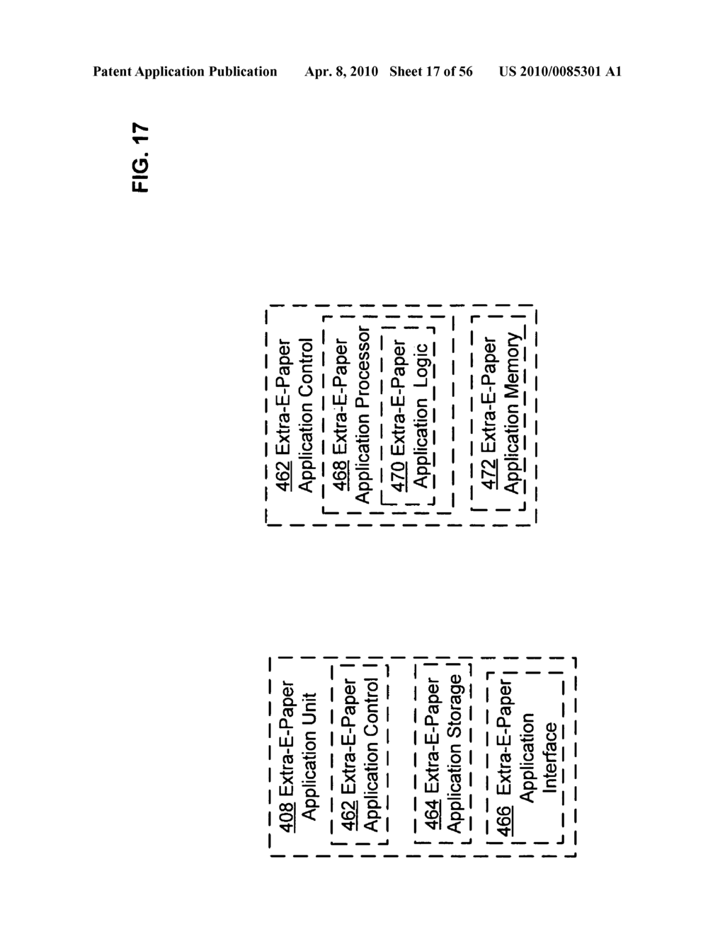 Bendable electronic interface external control system and method - diagram, schematic, and image 18