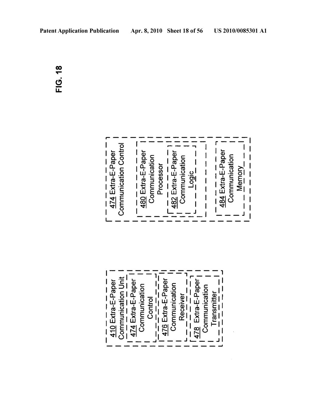 Bendable electronic interface external control system and method - diagram, schematic, and image 19