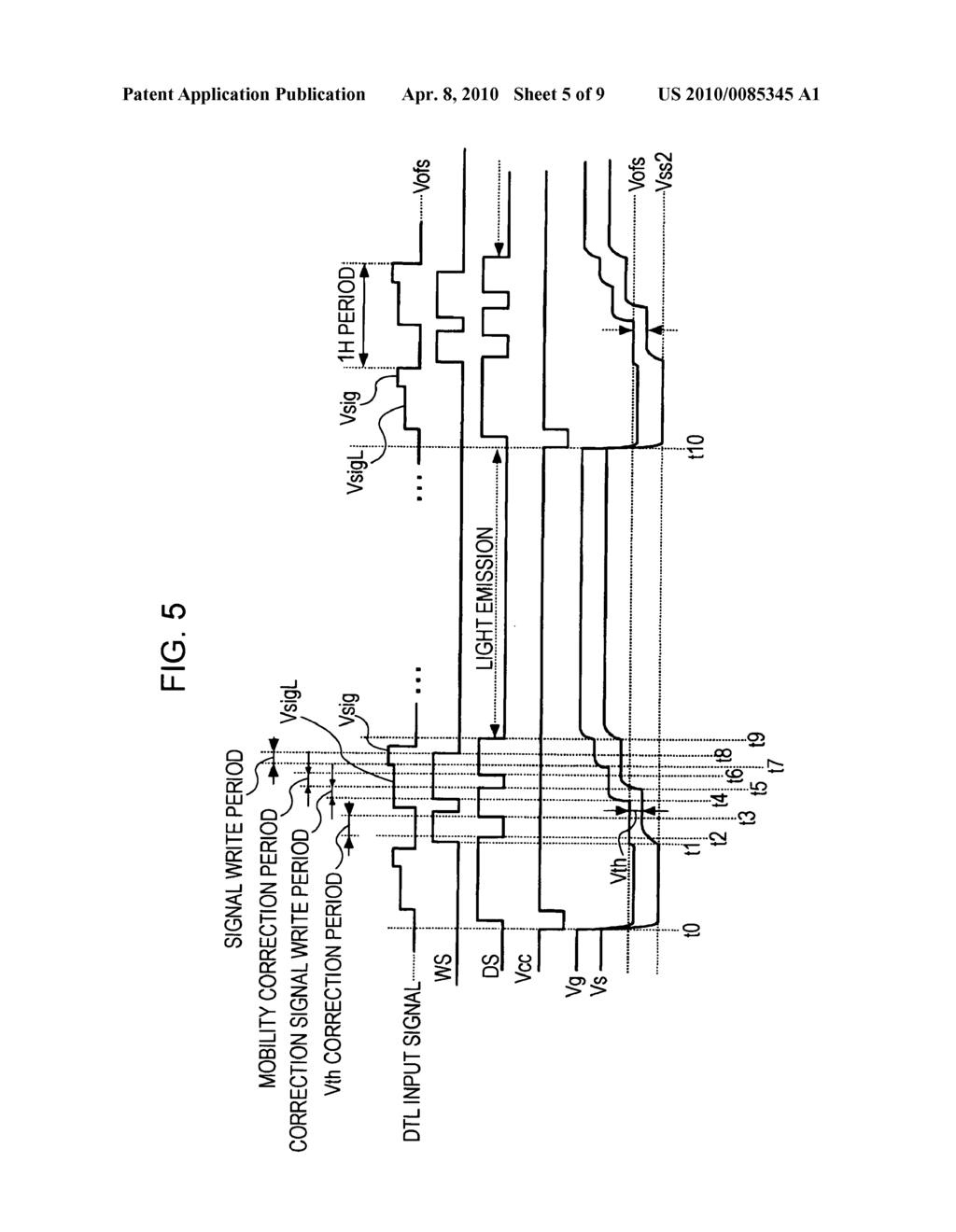 Display apparatus and display driving method - diagram, schematic, and image 06