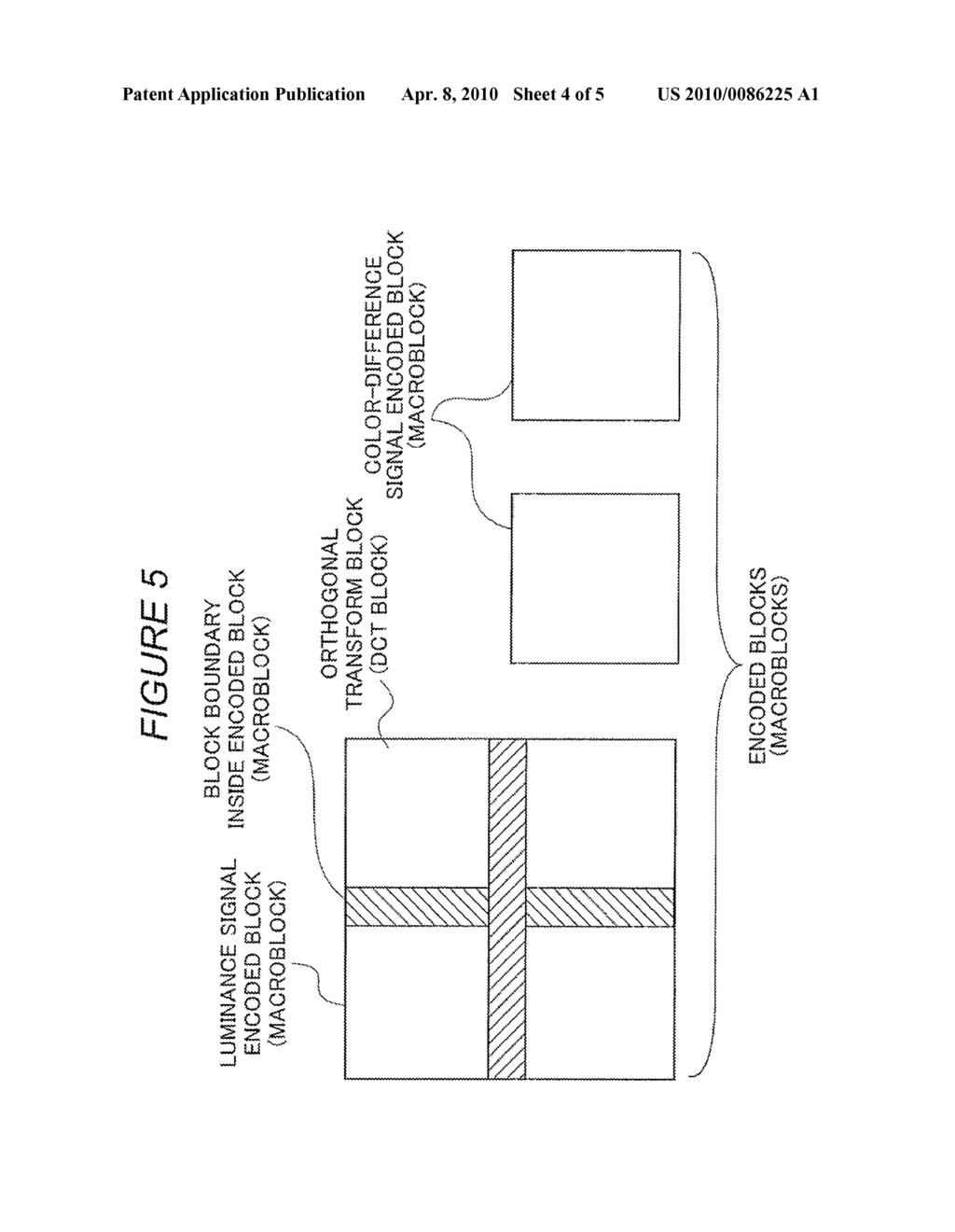 IMAGE RE-ENCODING DEVICE, IMAGE RE-ENCODING METHOD, AND IMAGE ENCODING PROGRAM - diagram, schematic, and image 05
