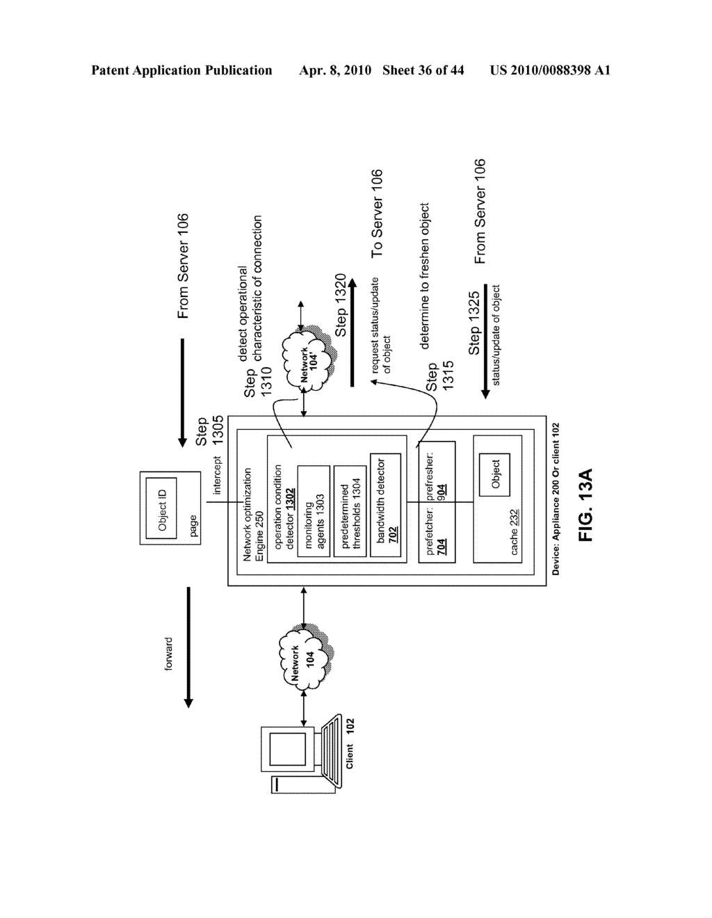SYSTEMS AND METHODS FOR DOMAIN NAME RESOLUTION INTERCEPTION CACHING - diagram, schematic, and image 37