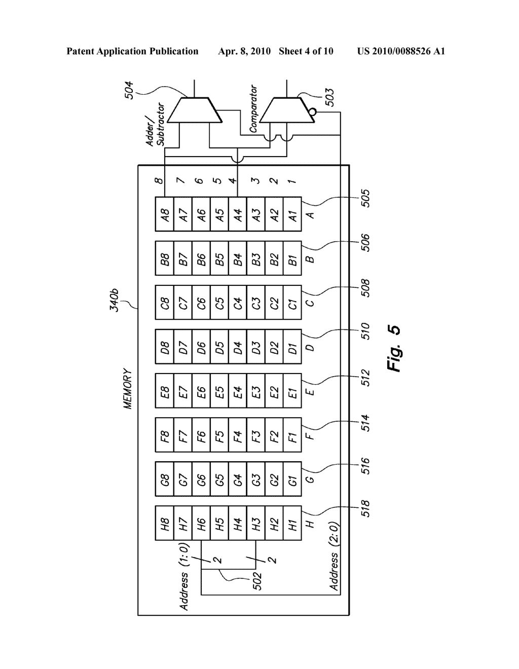 System and Method for Modular Exponentiation - diagram, schematic, and image 05