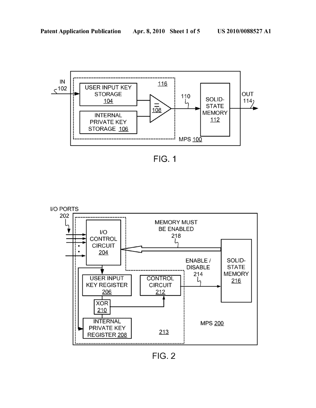 MEMORY PROTECTION SYSTEM AND METHOD - diagram, schematic, and image 02
