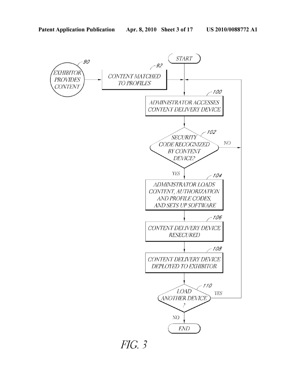 SECURE SYSTEM AND APPARATUS FOR DATA DELIVERY - diagram, schematic, and image 04
