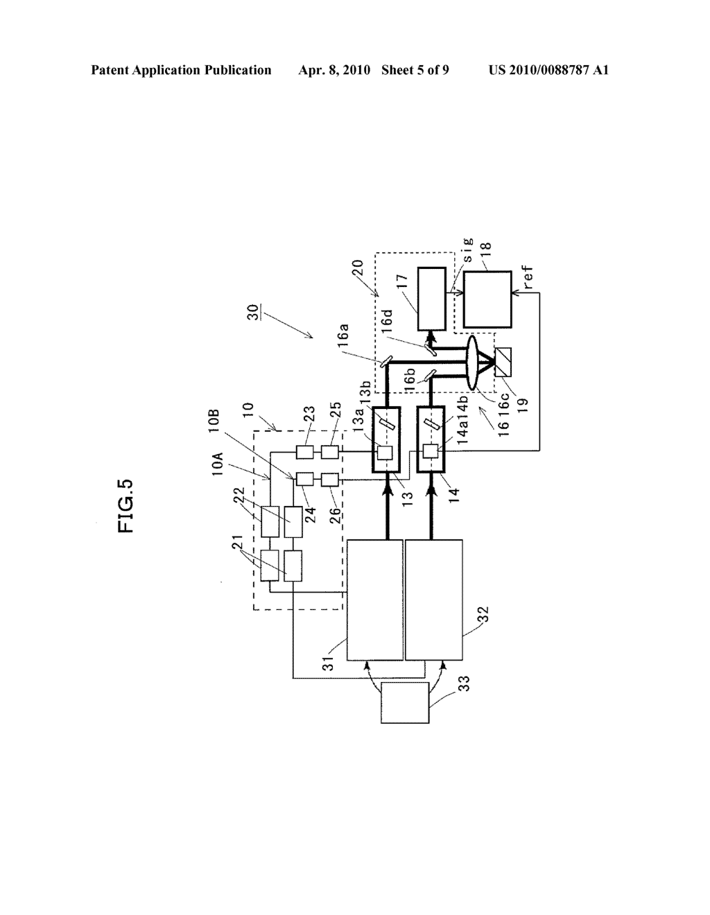 Pump Probe Measuring Device And Scanning Microscope Apparatus Power Antenna Relay Wiring Diagram Using The Schematic Image 06