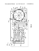 VIBRATING STRUCTURAL GYROSCOPE WITH QUADRATURE CONTROL diagram and image