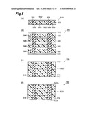 COMPOSITE, PREPREG, LAMINATED PLATE CLAD WITH METAL FOIL, MATERIAL FOR CONNECTING CIRCUIT BOARD, AND MULTILAYER PRINTED WIRING BOARD AND METHOD FOR MANUFACTURE THEREOF diagram and image