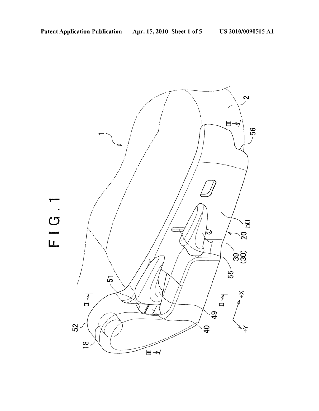 OPERATING LEVER STRUCTURE FOR VEHICLE SEAT, AND METHOD OF MANUFACTURING OPERATING LEVER STRUCTURE - diagram, schematic, and image 02