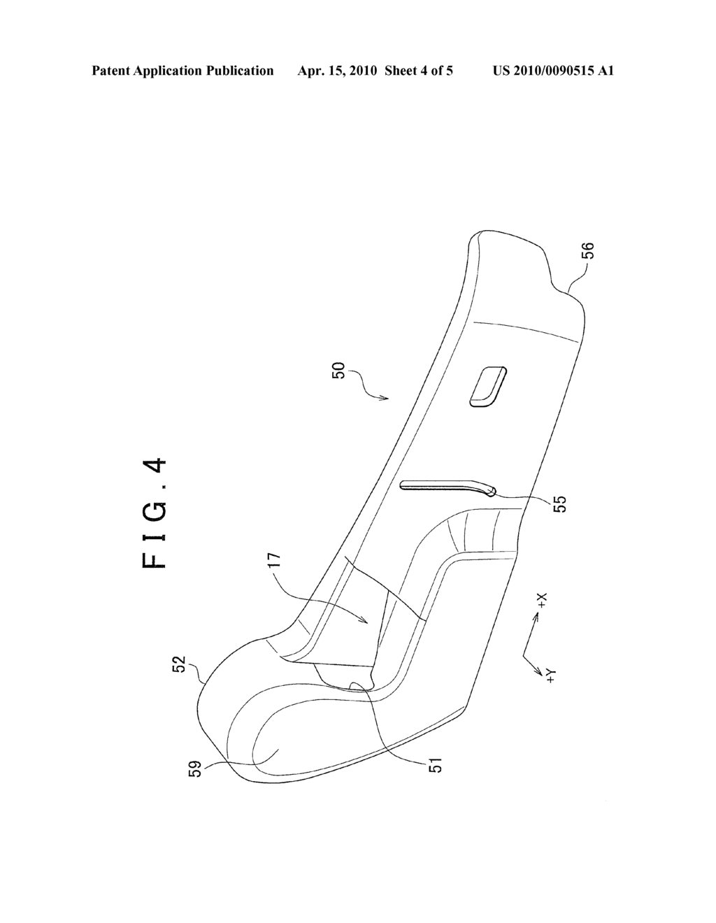 OPERATING LEVER STRUCTURE FOR VEHICLE SEAT, AND METHOD OF MANUFACTURING OPERATING LEVER STRUCTURE - diagram, schematic, and image 05