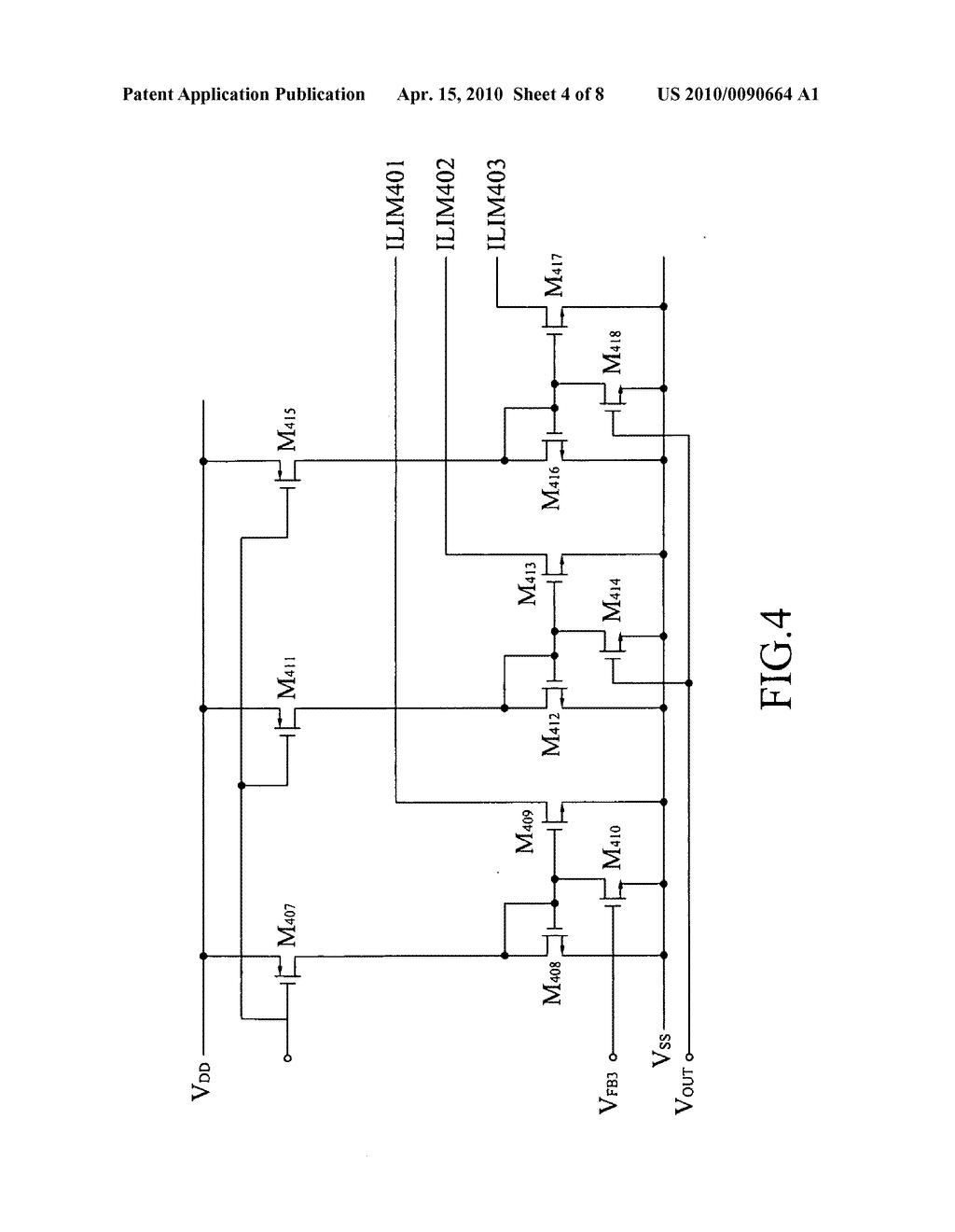 Foldback Current Limiting Circuit Diagram 41 Wiring Images Voltage Divider Tradeoficcom 20100090664 05 Regulator Having Active