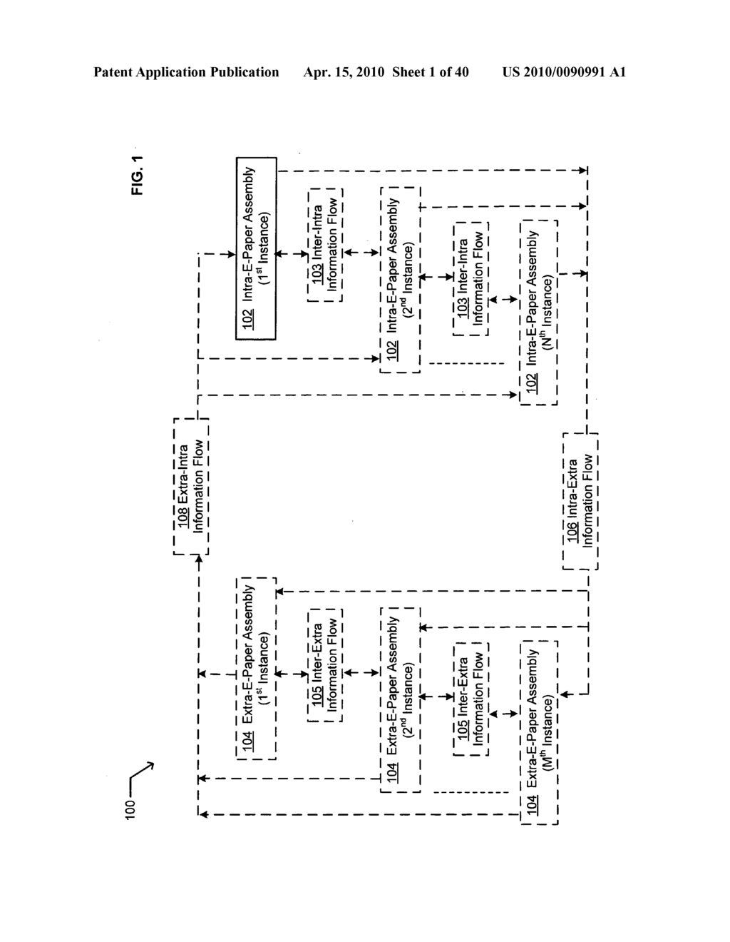 E-Paper display control based on conformation sequence status - diagram, schematic, and image 02