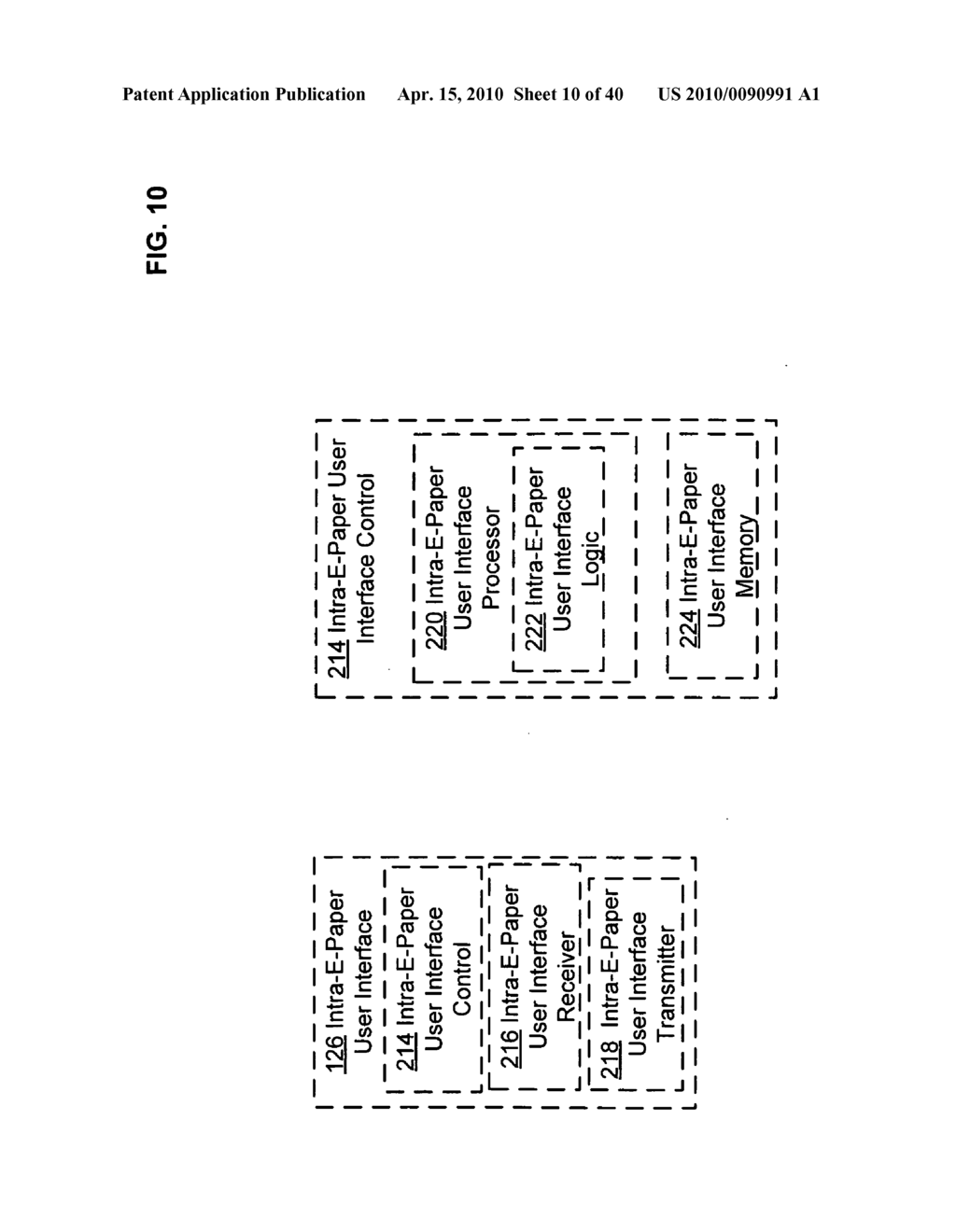 E-Paper display control based on conformation sequence status - diagram, schematic, and image 11