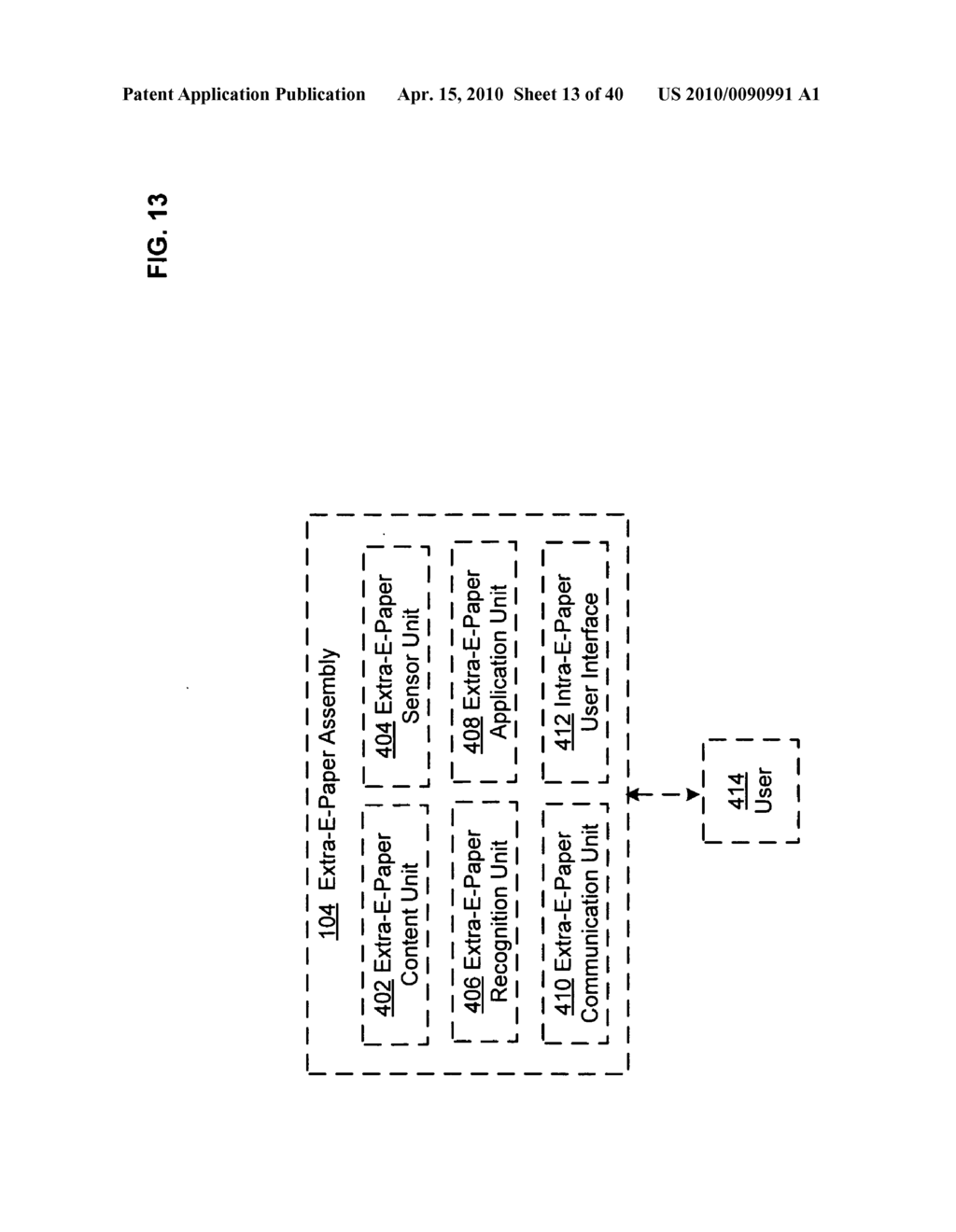 E-Paper display control based on conformation sequence status - diagram, schematic, and image 14