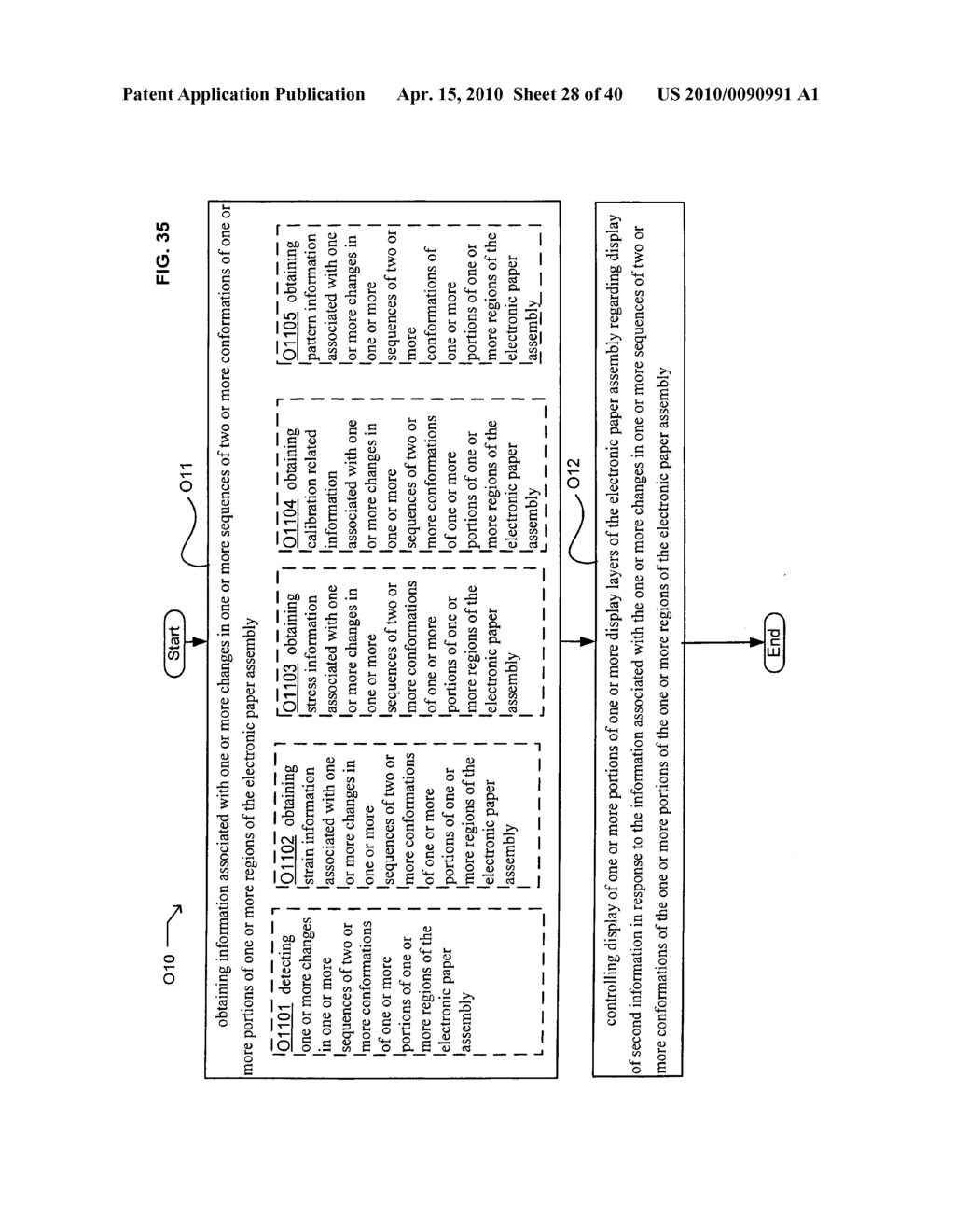 E-Paper display control based on conformation sequence status - diagram, schematic, and image 29