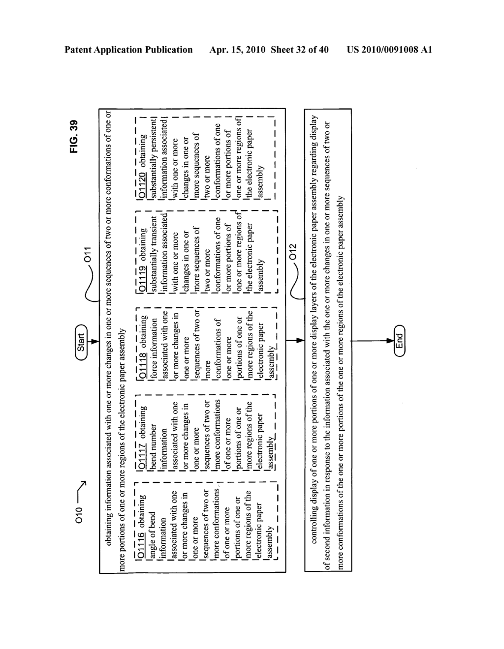 E-paper display control based on conformation sequence status - diagram, schematic, and image 33