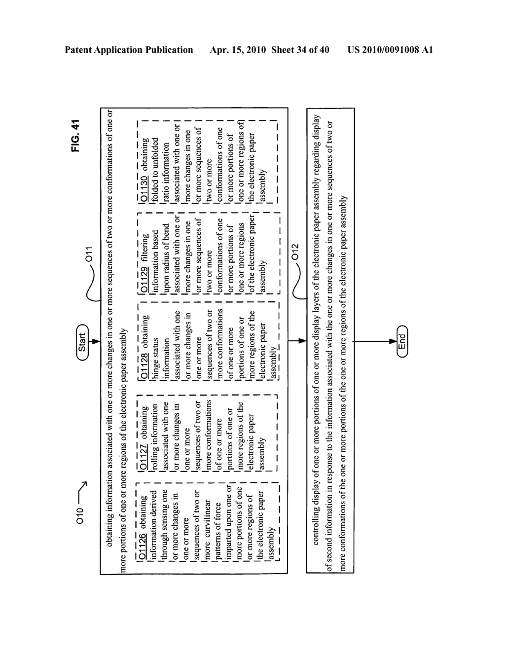E-paper display control based on conformation sequence status - diagram, schematic, and image 35