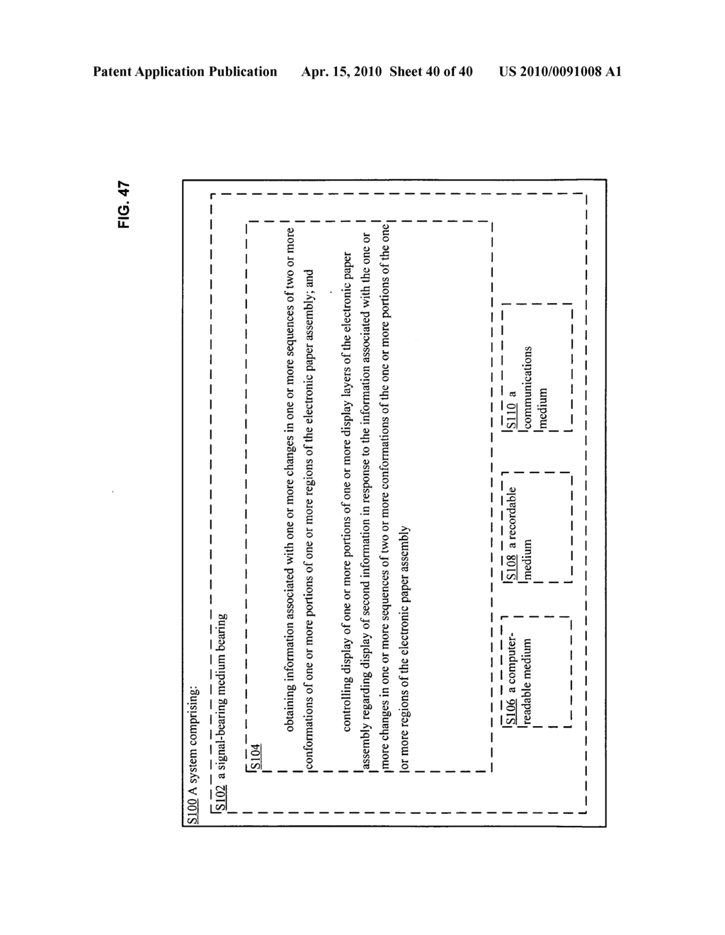 E-paper display control based on conformation sequence status - diagram, schematic, and image 41
