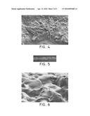 COATINGS WITH CRYSTALLIZED ACTIVE AGENT(S) AND METHODS diagram and image