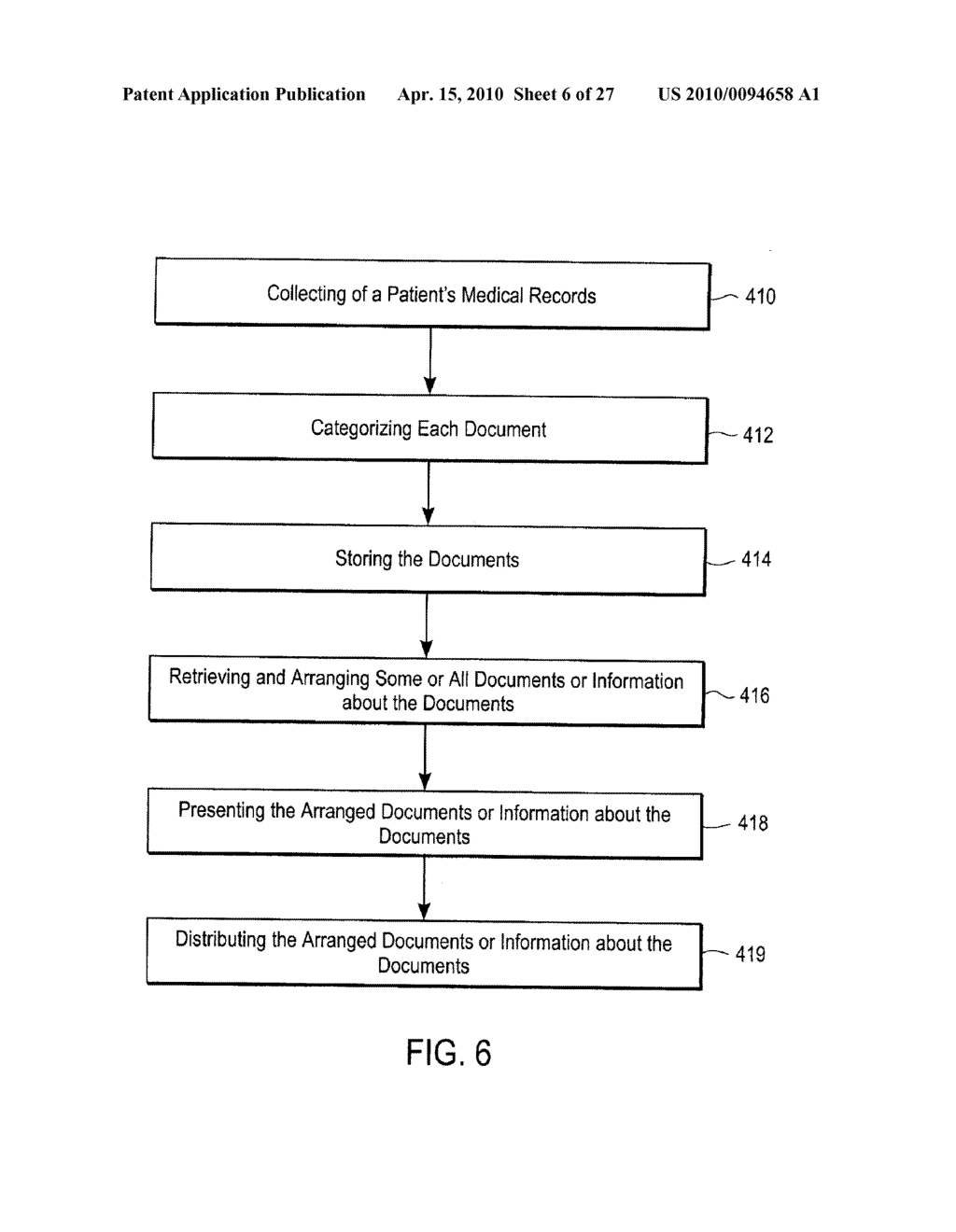 PATIENT DIRECTED SYSTEM AND METHOD FOR MANAGING MEDICAL INFORMATION - diagram, schematic, and image 07
