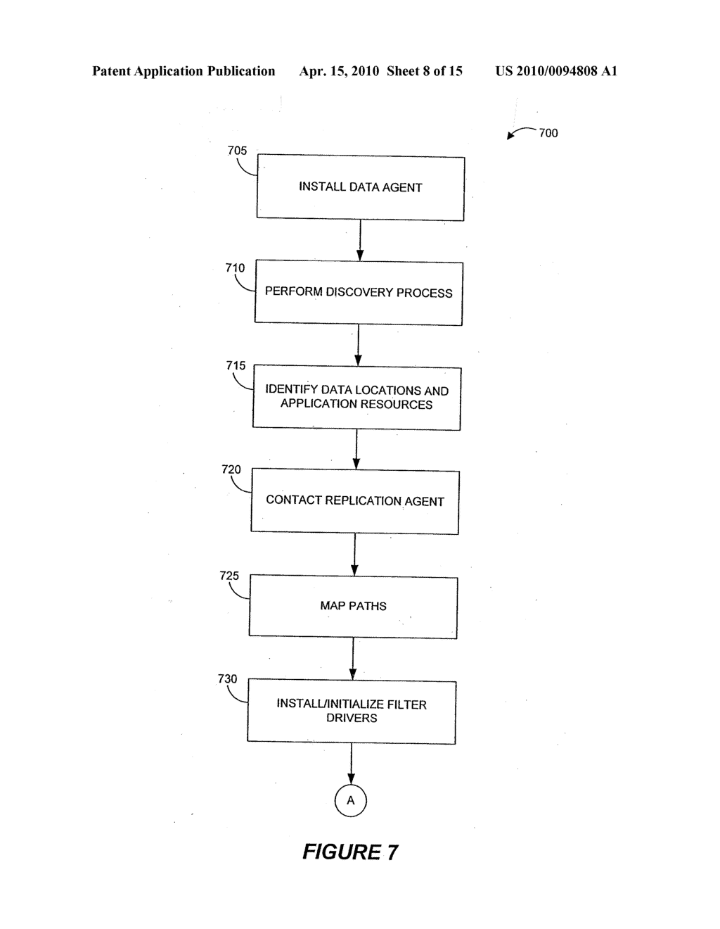 PATHNAME TRANSLATION IN A DATA REPLICATION SYSTEM - diagram, schematic, and image 09