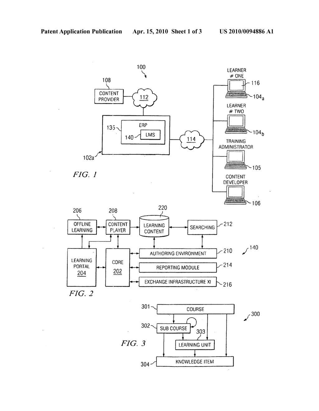 METHOD AND SYSTEM FOR MANAGING LEARNING MATERIALS PRESENTED OFFLINE - diagram, schematic, and image 02