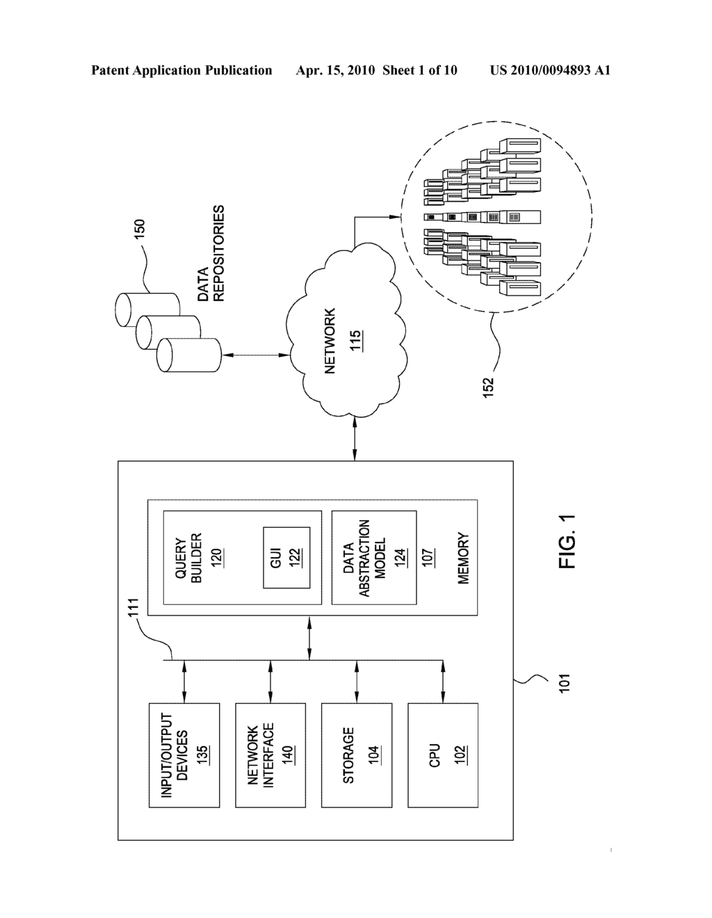 QUERY INTERFACE CONFIGURED TO INVOKE AN ANALYSIS ROUTINE ON A PARALLEL COMPUTING SYSTEM AS PART OF DATABASE QUERY PROCESSING - diagram, schematic, and image 02