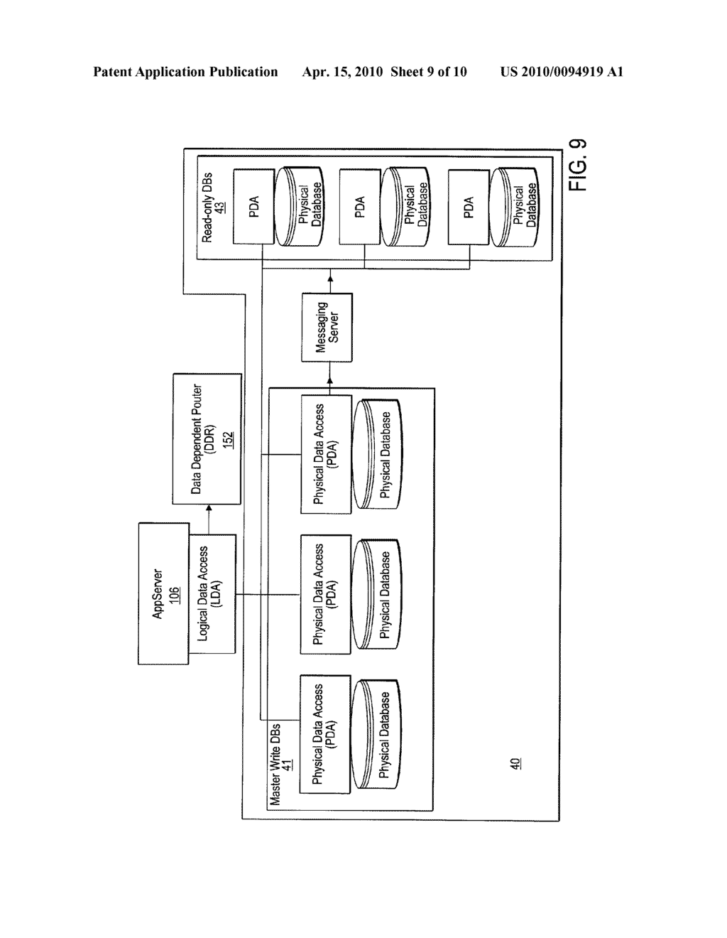 METHOD AND SYSTEM FOR MANAGING DATA TRANSACTION REQUESTS - diagram, schematic, and image 10