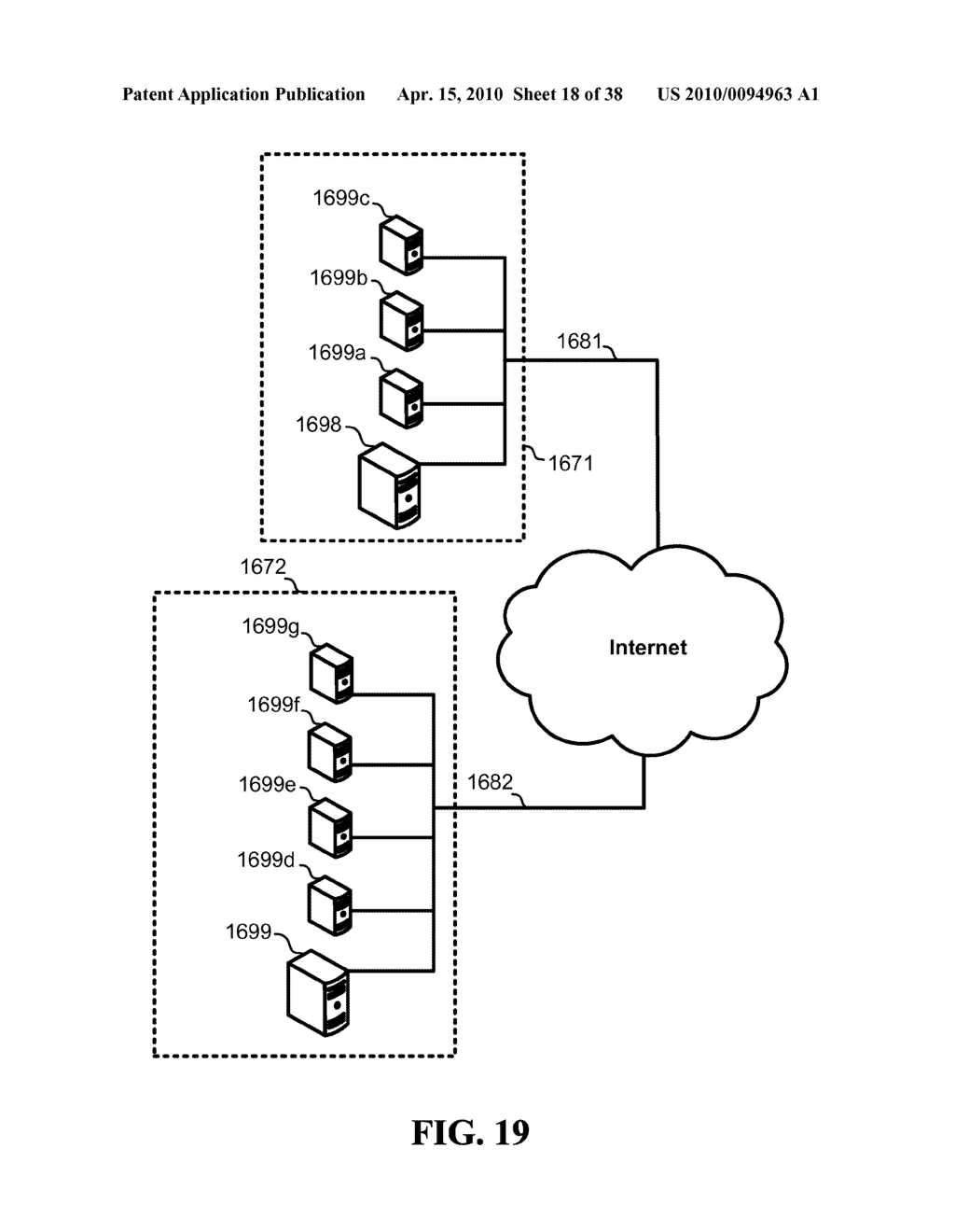 Methods and systems for broadcast-like effect using fractional-storage servers - diagram, schematic, and image 19