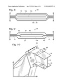STEEL BEAM AND METHOD OF MANUFACTURE AND USE diagram and image