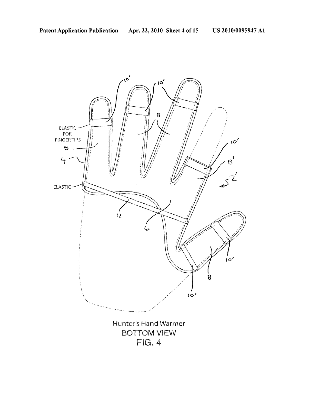 Hand Warmer Diagram Schematic And Image 05 Of Fingertips