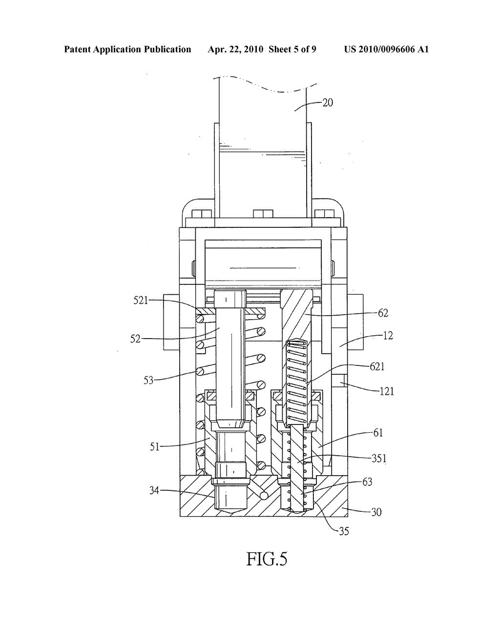 pallet jack hydraulic schematic
