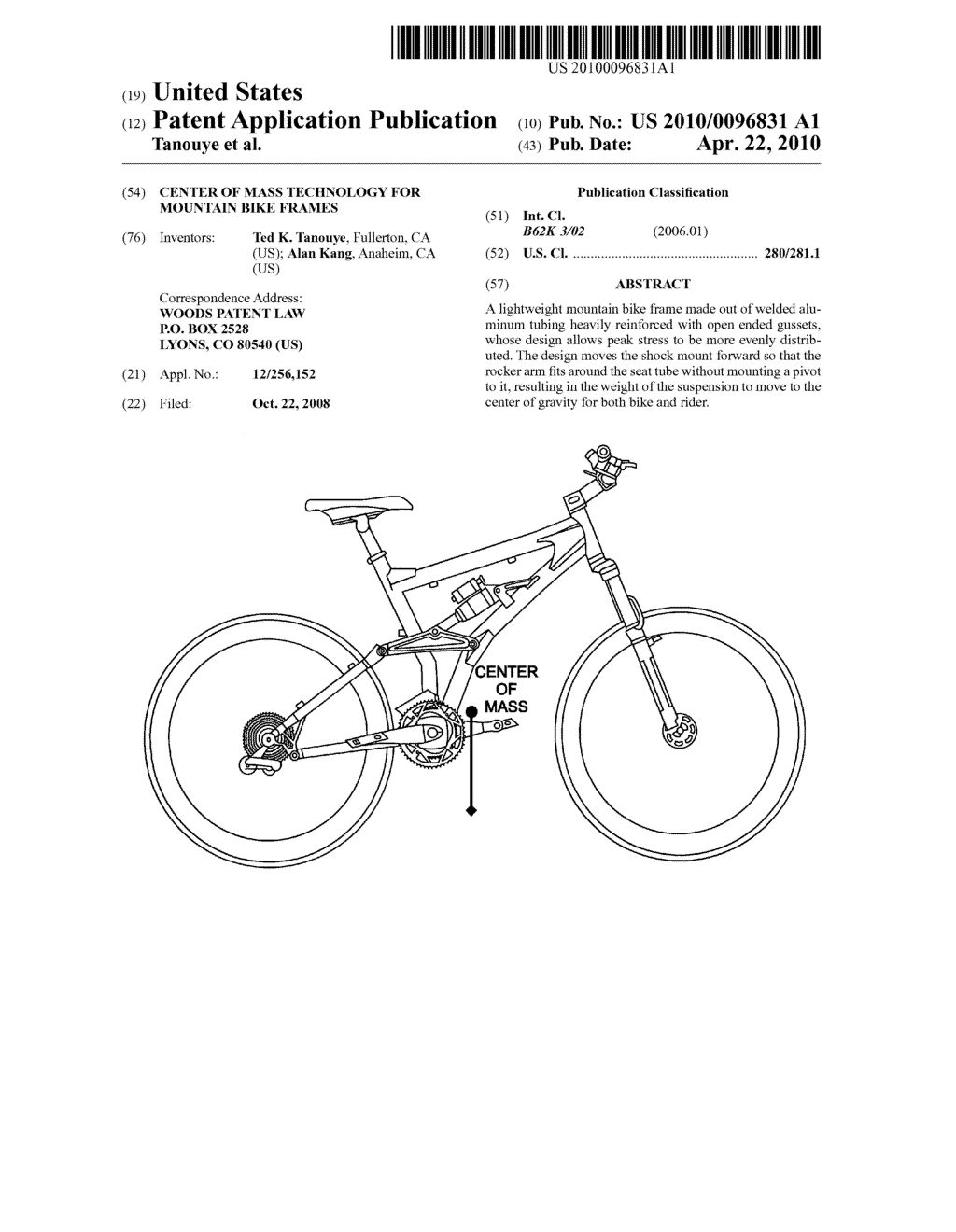Mountain Bicycle Diagram Trusted Wiring Component Terminology Explained Veloreviews Center Of Mass Technology For Bike Frames Process